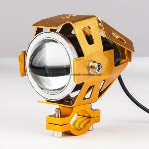 Motorcycle/Car Lamp/LightのためのU Series Double Angle LED Head Fog Lamp Twi-U7