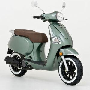 Motorfiets van de EEG van de Motor van de Bromfiets van Motos van de Autoped van het Gas 125cc 150cc de Euro 4 van China 50cc 100cc 2t 4t