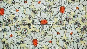 숙녀의 의복, 100%년 폴리에스테를 위한 시퐁 직물을, 110GSM 인쇄하는 100d 폴리에스테