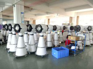 Centrífugas de oscilação embaciamento Industrial os fãs do Resfriador do Ar de névoa de óleo do sistema