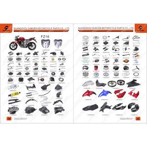 Motorrad-Teil-Rückseite Monoshock Stoßdämpfer für YAMAHA Fz16