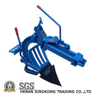 Le mini tracteur charrue rotative part de timon
