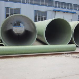 Dn600mm FRP 관 섬유유리 제품