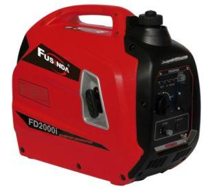 La gasolina de 2000W Generador Portátil Inverter para la venta