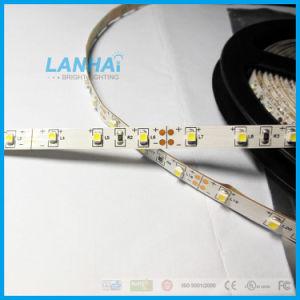 12V 3528 60LED SMD/M Ww 3000K LED de luz da fita de tiras