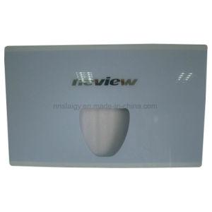 Fertigung 2mm-10mm, die stehen, machen Glaspanel für LCD bekannt, der Spieler bekanntmacht