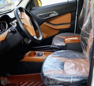 販売のためのハイブリッド電池の中国の電気自動車との4車輪電気SUV