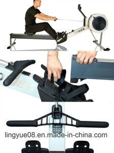 Crossfitのトレーニングの体操装置の概念2の空気ローイングマシンL-4015
