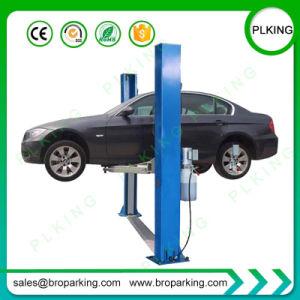 Руководство высшего качества 2 Car поднимите автомобиль подъемные устройства с маркировкой CE