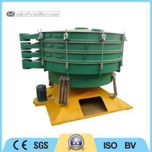 Schermo di vibrazione della chiavetta del setaccio del mulino da grano del macchinario dei setacci della manioca