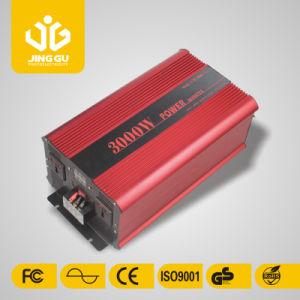 Чистая синусоида батарея инвертор 3000W