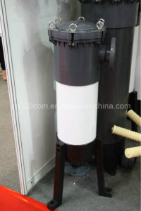 De plastic Filter van de Zak van de Huisvesting van de Filter van het Water voor de Behandeling van het Water