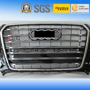 Paragolpes delantero gris de la guardia de la parrilla de Audi SQ3 2013