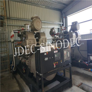 容器無声大きい力の炭鉱のメタンの発電機セット130のKw