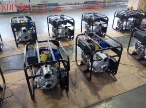 Water Processing Useのための3インチSingle Stage Diesel Sewage Water Pump