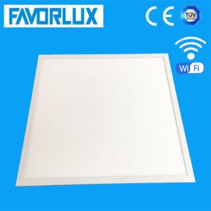 62*62 het vierkante LEIDENE Licht van het Comité met Controle WiFi