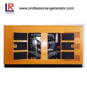 280квт звуконепроницаемых дизельный генератор с 6 цилиндрами