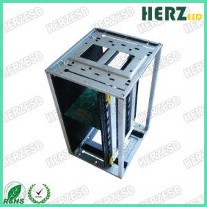 PCB de ESD SMT Carregamento Automático de PCB porta revistas