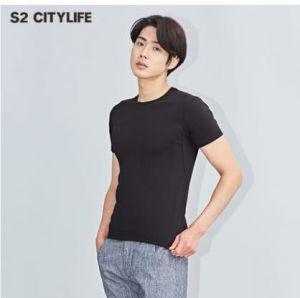 高品質の人のための有名なブランドの余暇様式の綿のTシャツ