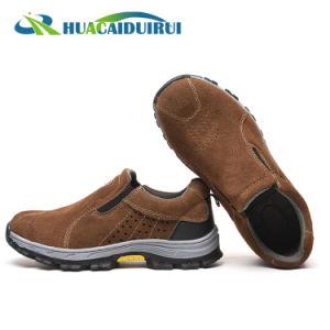 No hay encajes Estilo coreano Zapatos de seguridad para el trabajo
