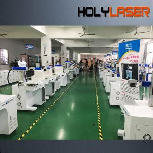 명함 유명한 카드를 위한 섬유 Laser 스테인리스 표하기 기계