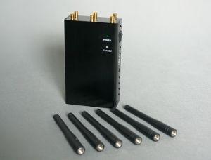 Segnale portatile del telefono mobile & emittente di disturbo del segnale di GPS