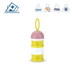 Bebé de alta calidad caja de leche en polvo Leche de fórmula de verificación de almacenamiento de contenedores de alimentos