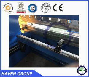 HAVEN freno hidráulico de presión de la marca de metal equipo /prensa de doblado/freno hidráulico