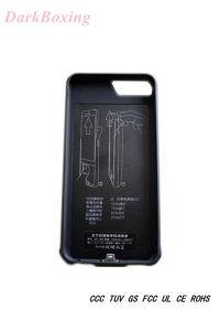 Bewegliche Batterieleistung-Bank des Handy-Fast3.0 des rückseitigen Klipps