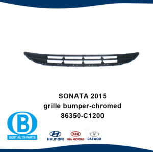 Hyundai Sonata 2015 rejillas del paragolpes delantero86560-C1000.