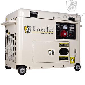 5kVA/6kVA/7kVA/8kVA Sound trifase Proof Diesel Generator da vendere