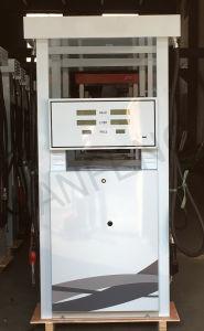 Dispensador de combustible, la bomba, el medidor de caudal, combustible, aceite