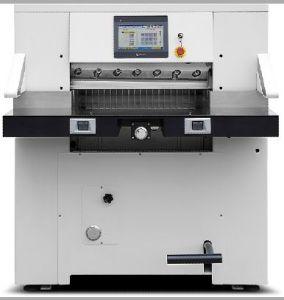 Taglierina di carta idraulica piena di controllo di programma (68E)