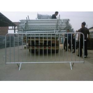 직류 전기를 통한 용접된 군중 통제 소통량 방벽 담 위원회