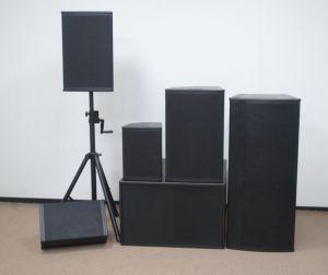 O MVP Série Professional Locutor Ativo todos os tamanhos de toda a gama de colunas e subwoofer para som ao vivo e Instalação do portátil