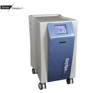Matériel libre de beauté de l'oxygène d'injection de pointeau de l'oxygène pur (OxySpa (II)