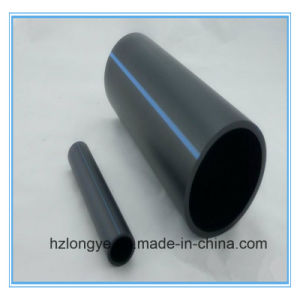 Tubo de PE para abastecimento de água20-630Dn mm com a norma ISO4427/AS/NZS4130