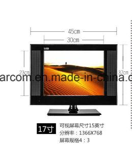 17televisão de ecrã LED