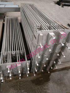Tubo de aço inoxidável para Aquecedor Eléctrico