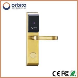 Hotel orbita fechadura da porta do cartão inteligente