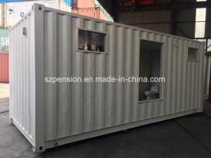 De Nieuwste Gewijzigde Geprefabriceerde Container van de lage Prijs/het de PrefabZaal/Huis van de Zonneschijn