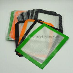 De Mat van de SCHAR van het Silicone van de Glasvezel van de fabriek voor Rokende Pijpen