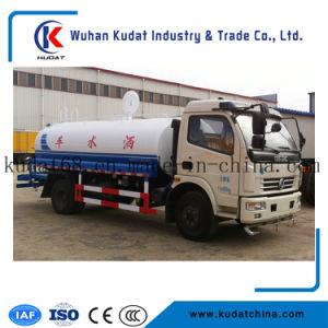 6La GAC citerne du camion de l'eau en acier inoxydable
