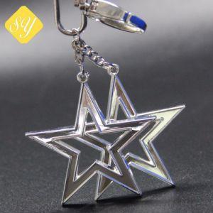 precio de fábrica del Logotipo de promoción personalizada personalizados Llavero de metal