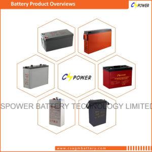 Cspowerのゲル電池の太陽エネルギーの蓄電池12V 24ah