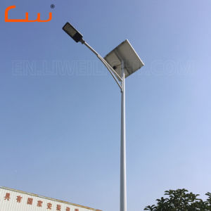 Outdoor Garden Road 30W-100W l'Énergie solaire Énergie Rue lumière à LED