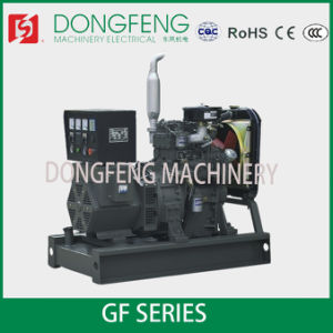Gruppo elettrogeno a tre fasi diesel del generatore GF-24 30kVA Cummins