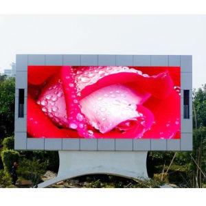 Outdoor P10 l'écran LED RVB