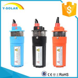 12V 360lph Solar pequeño 70m bomba de agua sumergible Bomba Levante-70m