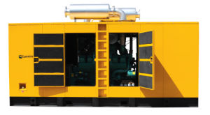 Cummins Engineの価格の熱い販売250kVAのディーゼル発電機